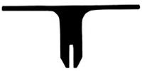 Лезвия нордик скейт Zandstra Tango
